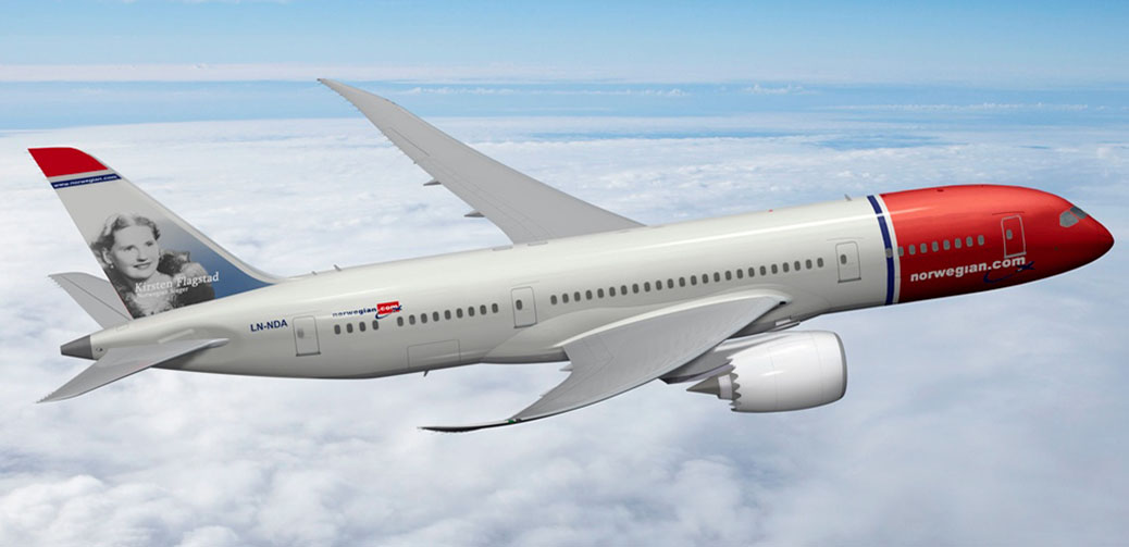 Cheapest Transatlantic Flights To America With Norwegian