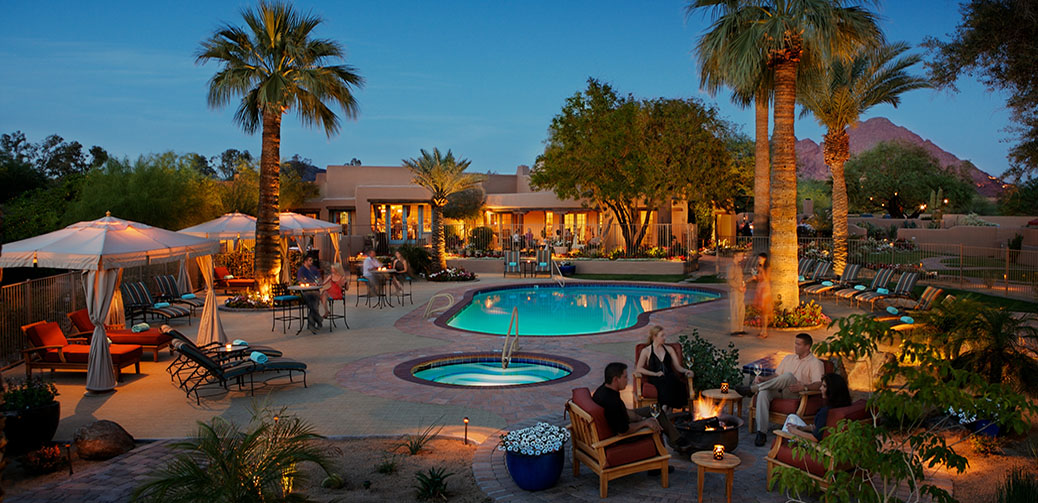 Hermosa Inn Review, Scottsdale Arizona