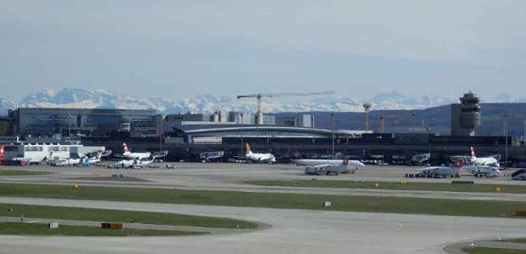 Panorama Lounge Review At Zurich Airport