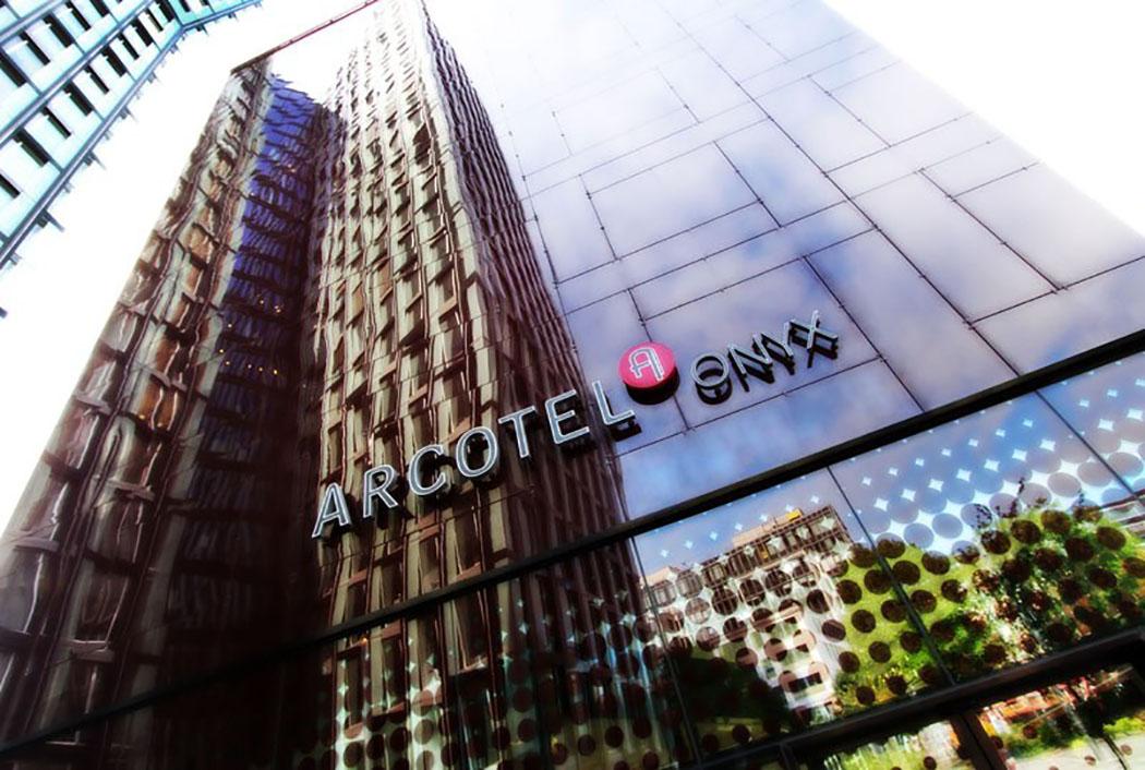 ARCOTEL Onyx Hamburg Review