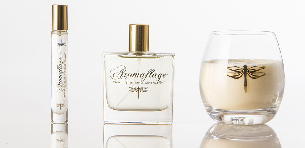 Aromaflage – Scents That Insects Don't Like