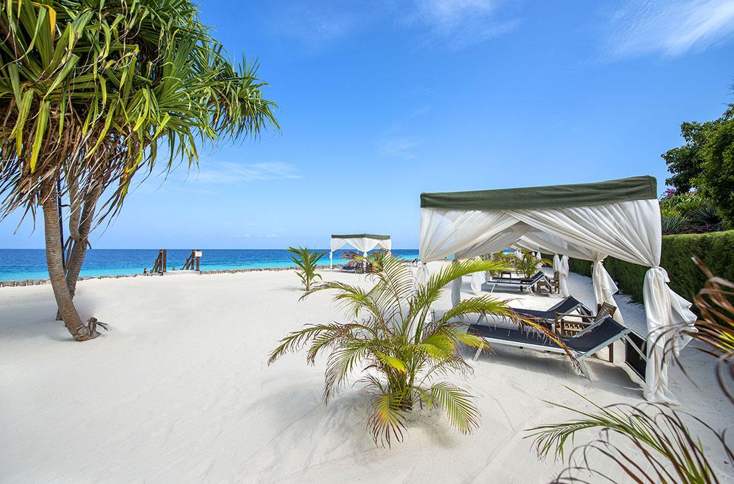 Diamonds Star of the East Review, Zanzibar