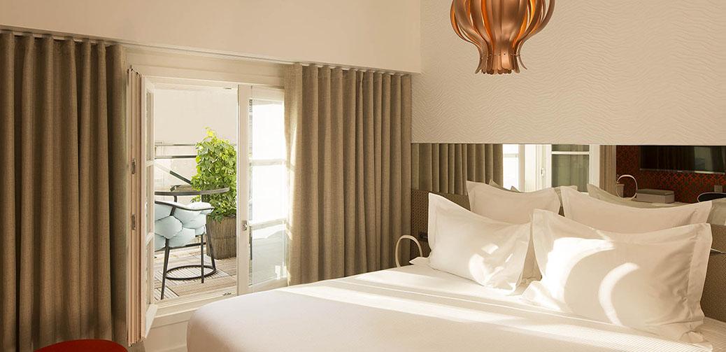 Hotel Dupond-Smith Review, Paris