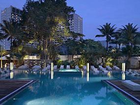 2 nights at the Grand Hyatt Singapore