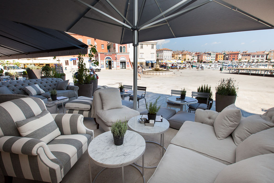 Hotel Adriatic Review, Rovinj, Croatia