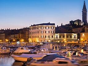 5 nights at boutique Hotel Adriatic in Rovinj, Croatia