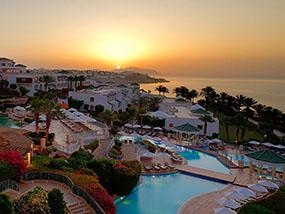 1 night at the Hyatt Regency Sharm El Sheikh, Egypt