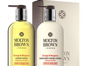 Molton Brown Orange & Bergamot Gift Set