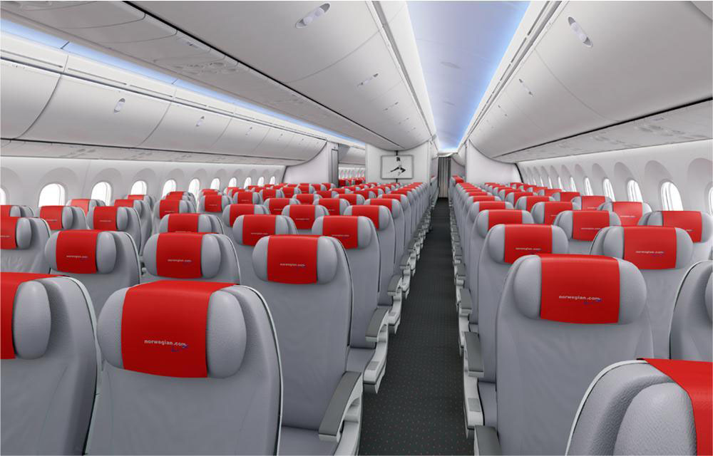 Norwegian Airlines Long Haul B787-9 Dreamliner Review