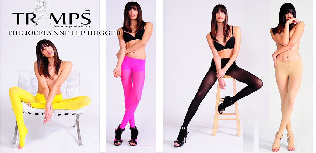 Tramps Luxury Compression Hosiery For Travellers
