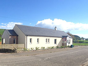 3 nights at Bengali Holiday Cottage in Scotland