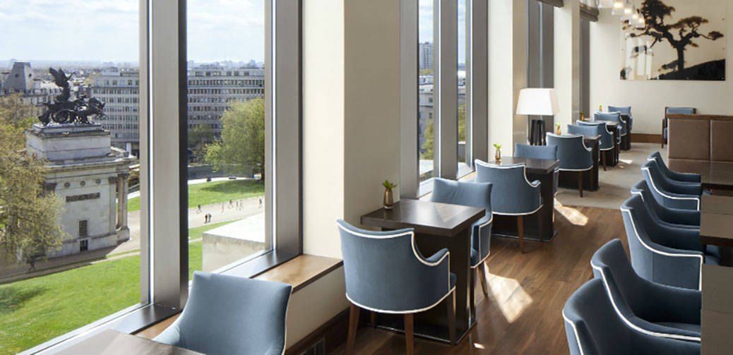 Best Executive Or Club Lounges In London Hotels