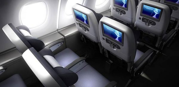 Best Premium Economy Seats On British Airways Boeing 787-9 Dreamliner