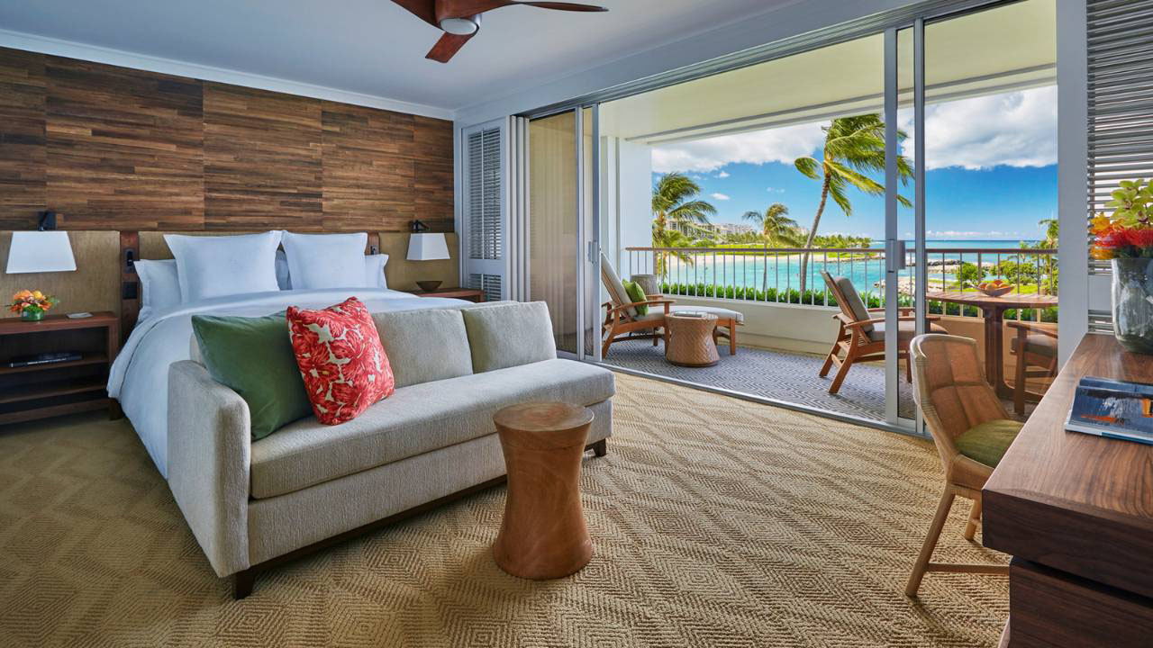 Four Seasons O'ahu at Ko Olina Opening Pictures