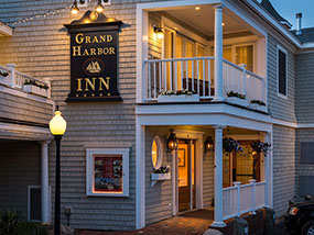 2 Nights at Grand Harbor Inn, Camden, Maine