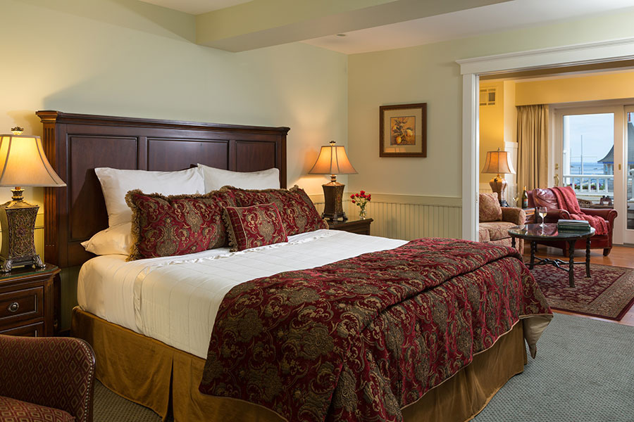Grand Harbor Inn Review, Camden Maine