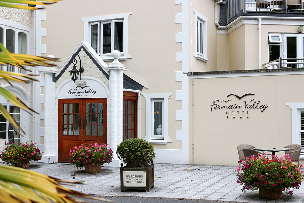 Fermain Valley Hotel Review, Guernsey