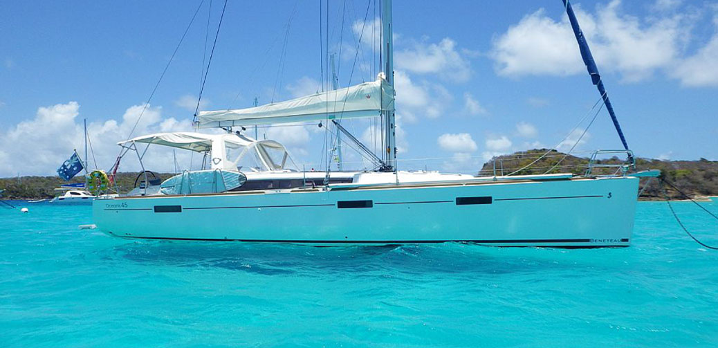 Idyllic Yachting With Kalimba Tours In The Caribbean