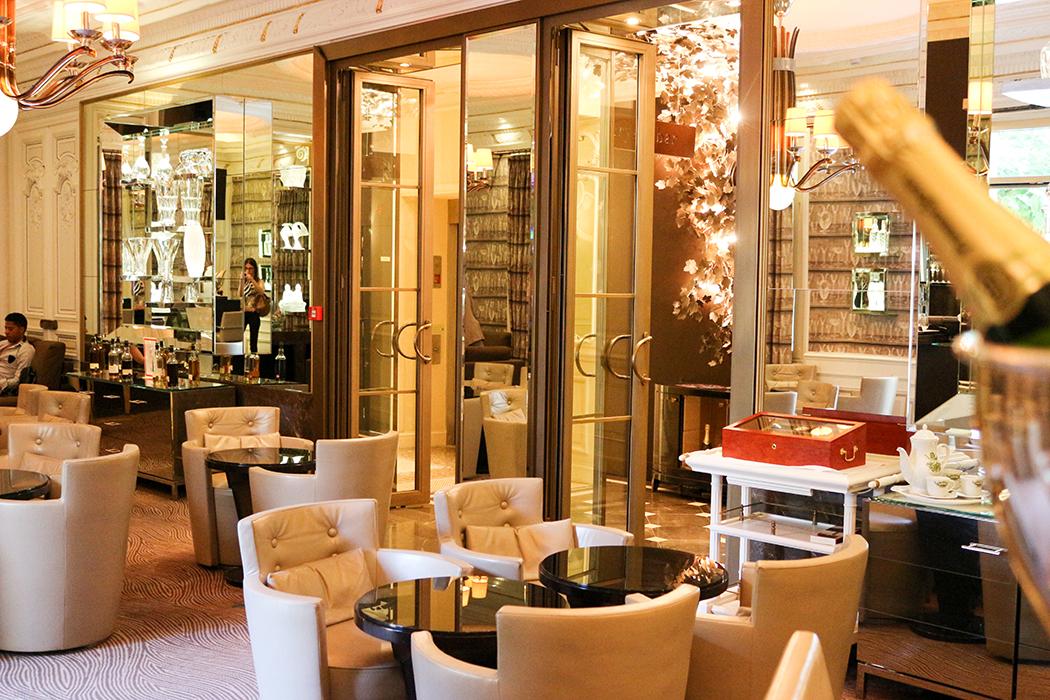 Hôtel Hermitage Monte-Carlo Review