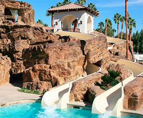 1 night at Omni Rancho Las Palmas Resort & Spa, California