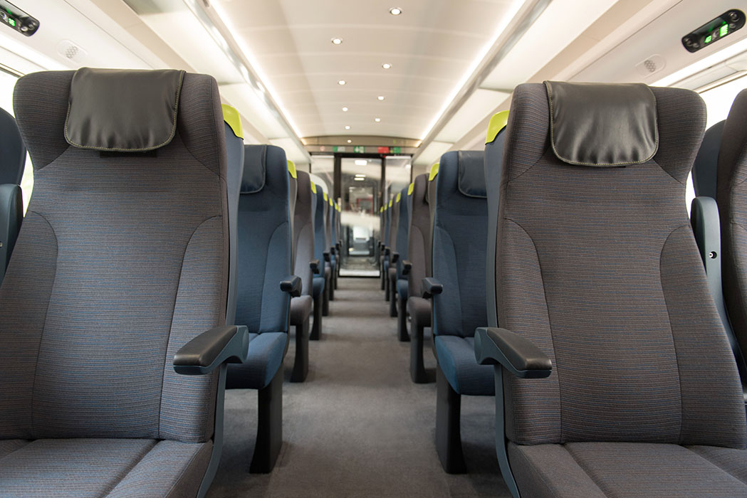 Photos Of Remodelled & Redesigned New E300 Eurostar