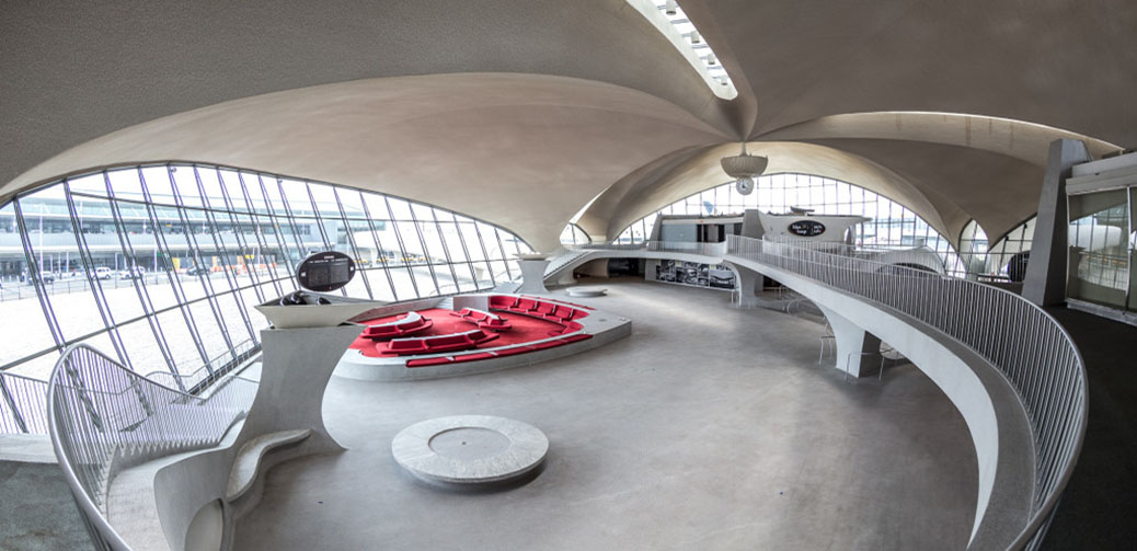 Pictures Before JFK TWA Terminal Is Converted To A Hotel