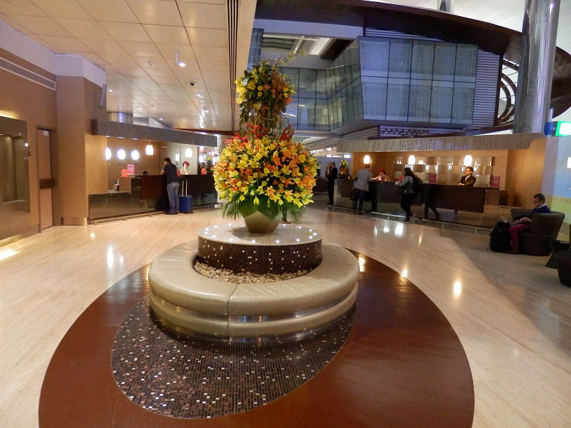 Pictures Of Emirates Business Class Lounge, Dubai Airport
