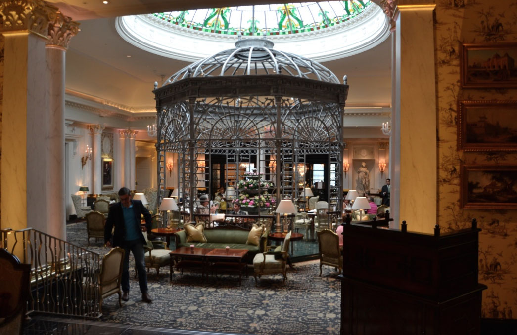 Savoy London By Fairmont Hotel Review