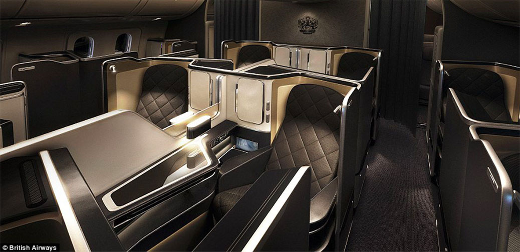 The Best First Class Seats On British Airways Boeing 787-9 Dreamliner