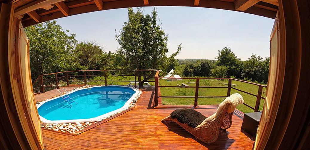 Win 5 Nights At The Eden Retreat In Bulgaria (ended)
