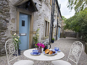 4 nights in a luxury apartment in North Yorkshire