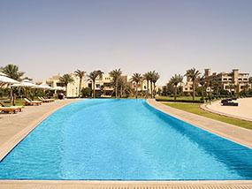 3 nights at the 5-Star Grand Hyatt Doha in Qatar