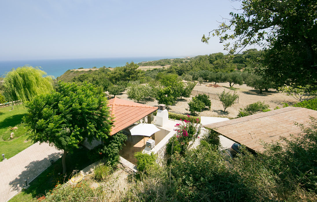 Luxury Villa Russelia in Rhodes