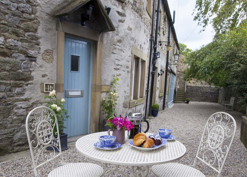 Luxury Self Catering in Yorkshire at Linton Court