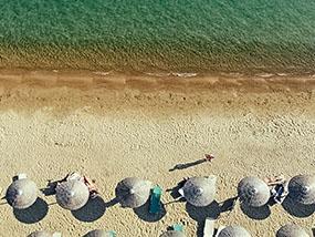 7 nights at Zoe Seaside Resort in Messinia, Greece