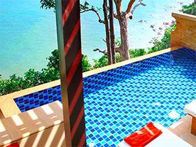 3 nights at Crown Lanta Resort, Krabi, Thailand