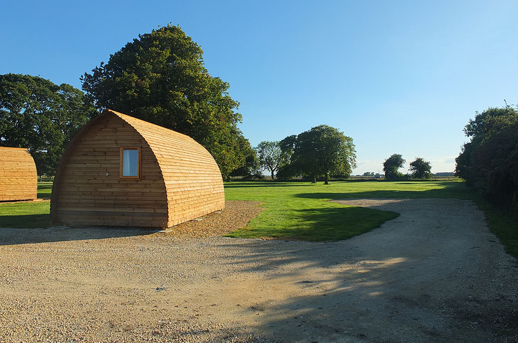 Crowtree Wigwams Review, Lincolnshire