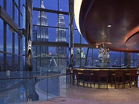 2 nights at Grand Hyatt Kuala Lumpur, Malaysia
