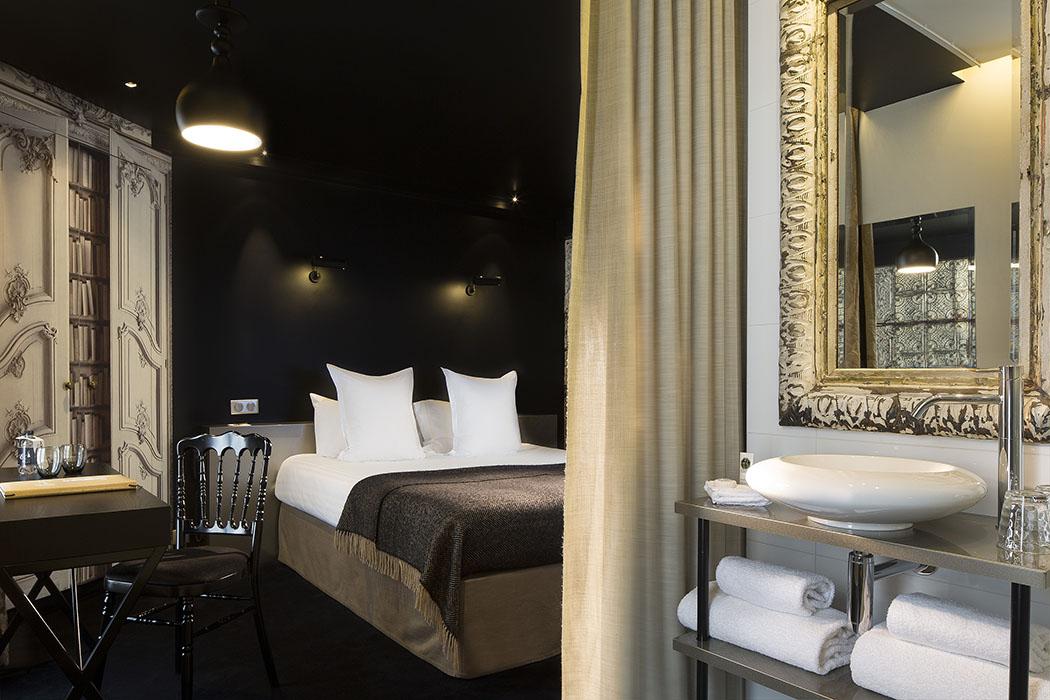 H tel eug ne boutique luxury in paris hotels for Paris boutiques hotels
