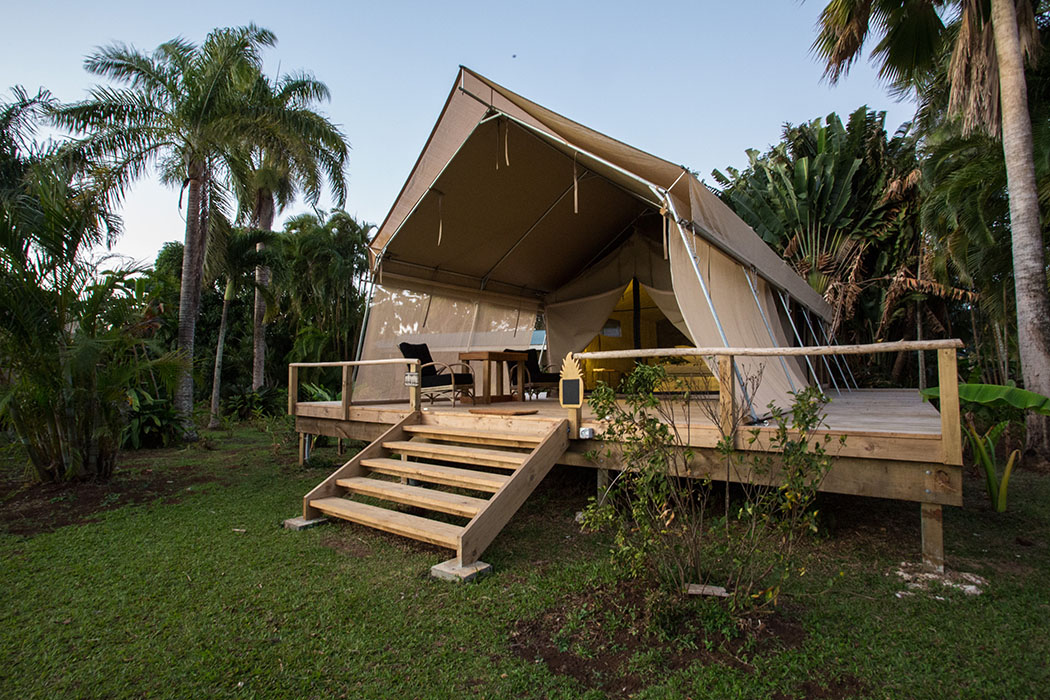Ikurangi Eco Retreat, Cook Islands