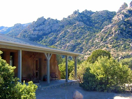 Retreat To Cochise Stronghold Canyon