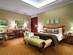 2 nights at Lotte Hotel Moscow, Russia