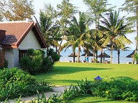 4 nights at Palm Garden Beach Resort & Spa, Vietnam