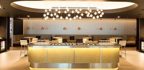 Review Of British Airways Singapore Concorde Bar & Lounge