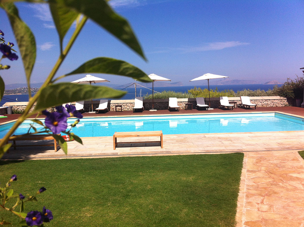 Xenon Estate Luxury Villas in Spetses