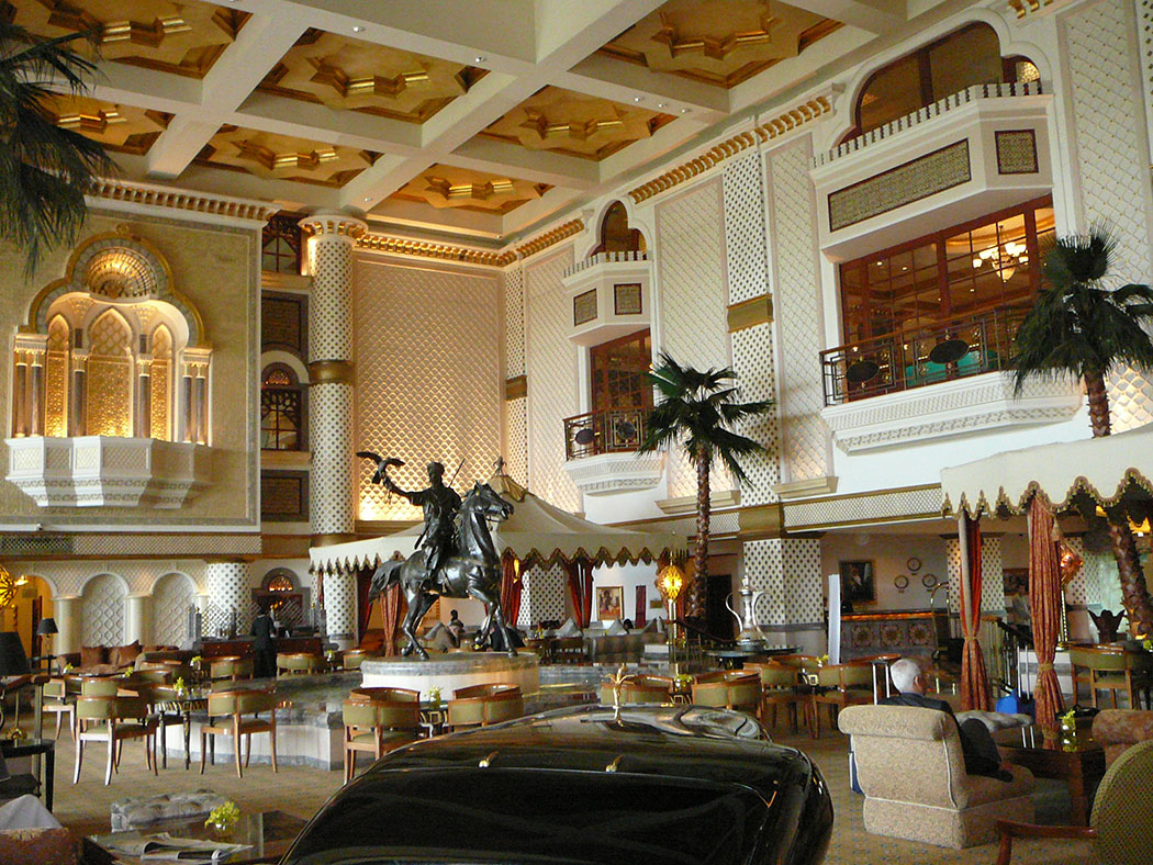 Grand Hyatt Muscat Review