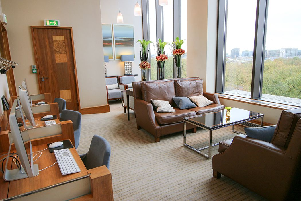 Intercontinental London Lounge