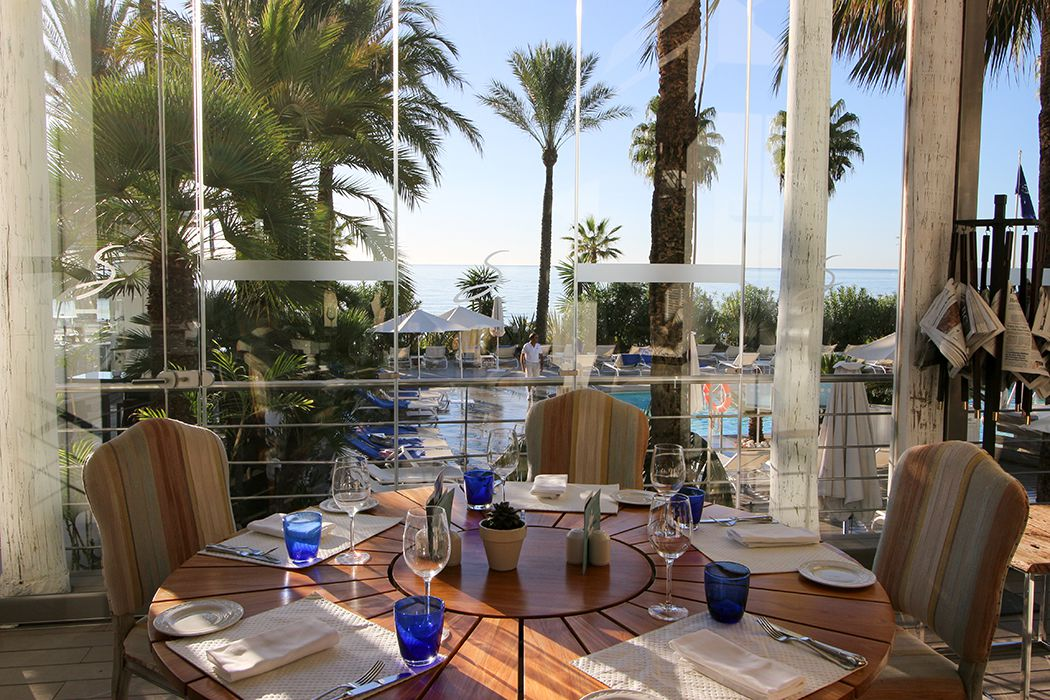 Puente Romano Luxury Beach Resort In Marbella