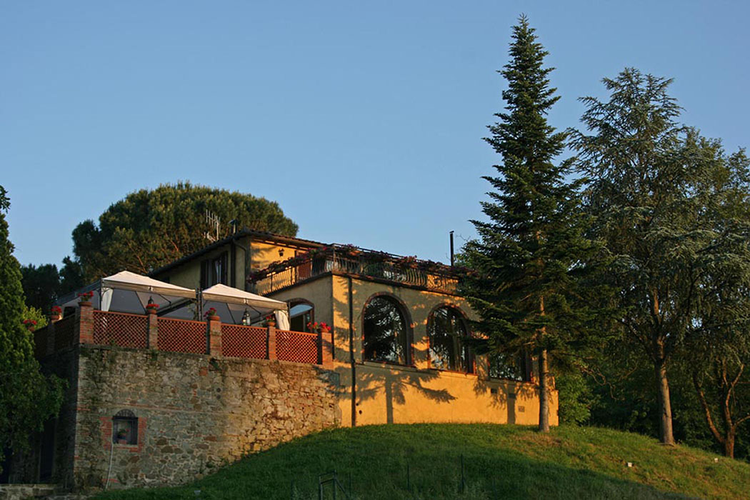 Review Of Villa Poggio di Gaville Near Florence