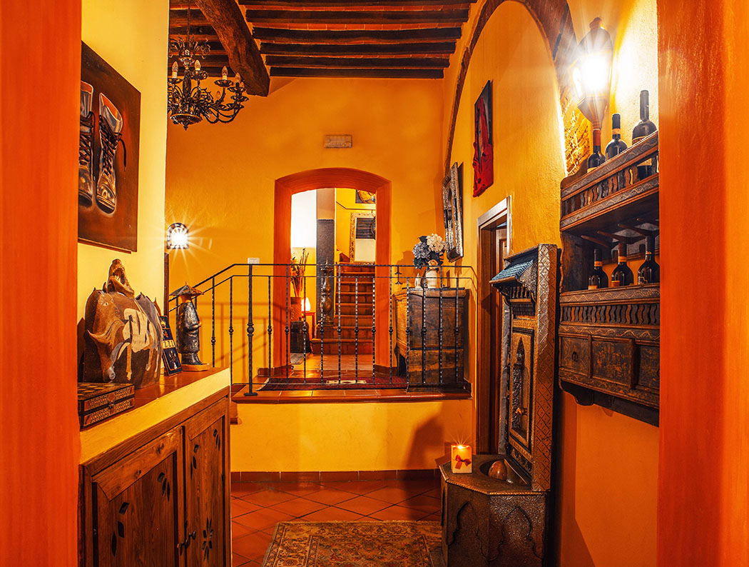 Review Of Villa Poggio di Gaville Near Florence